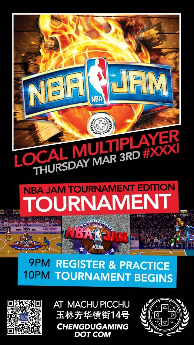 NBA Jam Tournament